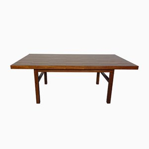 Rosewood Patchwork Coffee Table from Bramin, 1960s
