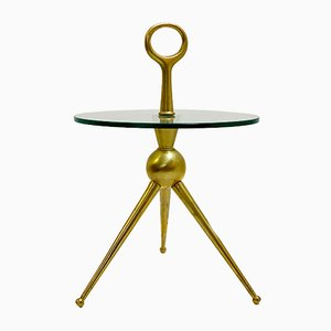 Table d'Appoint par Pietro Chiesa, 1950s
