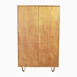 Large Birch KB01 Wardrobe by Cees Braakman for Pastoe, 1954