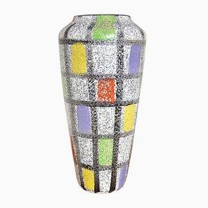 Vaso da terra Mid-Century di Bodo Mans per Bay Keramik