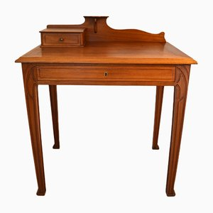 French Art Nouveau Desk, 1910s
