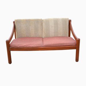 Vintage 2-Seater Sofa by Vico Magistretti for Cassina