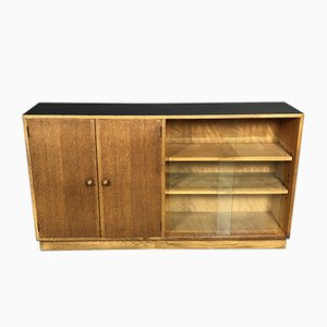 Vintage British Oak Cabinet from Meredew, 1940s