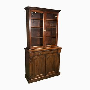 Antique Victorian Mahogany Buffet