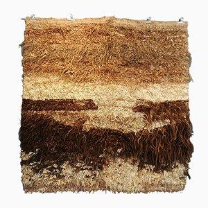 Tapiz de lana de Gilbert Etiemble, años 70