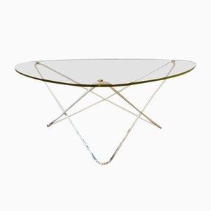 Table Basse Jasmin Vintage par F. Lasbleiz pour Airborne