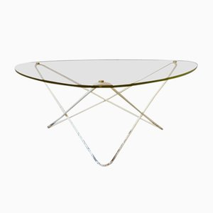 Vintage Jasmin Coffee Table by F. Lasbleiz for Airborne