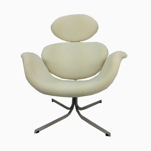 F551 Big Tulip Chair by Pierre Paulin for Artifort, 1950s