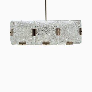 Lámpara colgante vintage de Kamenický Šenov