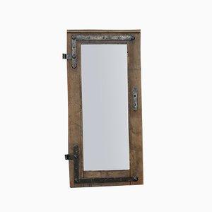 Oak Mirror by Jeremy Binder