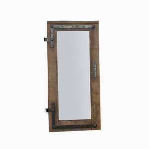 Spiegel im Rahmen aus Eiche von Jeremy Binder