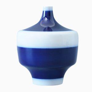 Vase Mid-Century par Hubert Griemert pour KPM, Allemagne, 1962