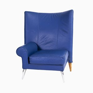 Italian Royalton Lounge Chair by Philippe Starck for Driade, 1991