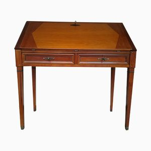 Vintage French Sloped Office Table