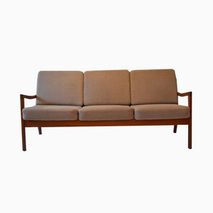Model 166 Senator Sofa by Ole Wanscher for Cado, 1960s