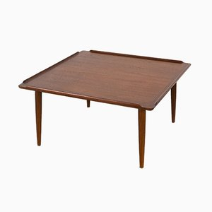 Mid-Century Coffee Table by Poul Jensen for Selig, 1960s