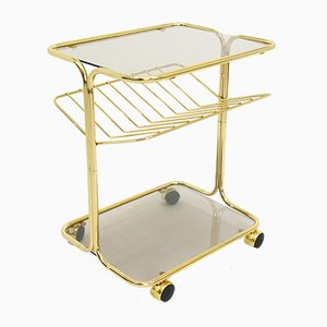 Vintage Bar Trolley, 1980s