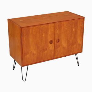 Teak Cabinet by Rud Thygesen & Johnny Sørensen for HG Furniture, 1960s