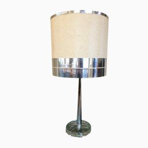Lámpara de mesa de Angelo Brotto, años 70