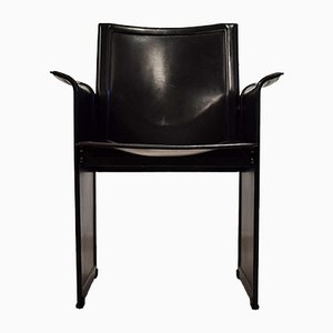 Korium Armchair by Tito Agnoli for Matteo Grassi, 1980s