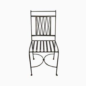 Vintage Stuhl aus Eisen, 1930er
