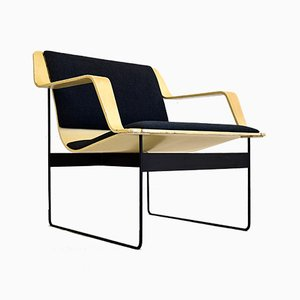 Plywood Armchair by Günter Renkel for Lego, 1950s