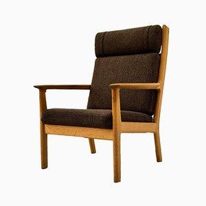 Vintage GE-265 Sessel von Hans J. Wegner für Getama, 1960er