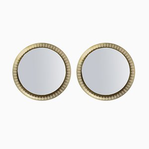 Mirrors by Stilnovo, 1960s, Set of 2