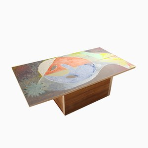 Small Incontro Table from Meccani Design