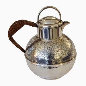 Antiker englischer Silberkrug oder Teekanne von Bailey Banks & Biddle
