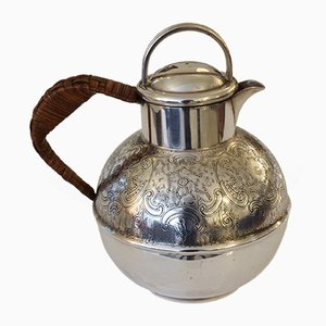 Antique English Silver Pitcher or Teapot from Bailey Banks & Biddle