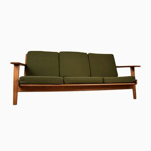GE290 Sofa by Hans Wegner for Getama, 1955