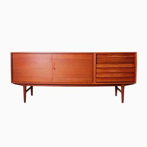 Vintage German Teak Sideboard