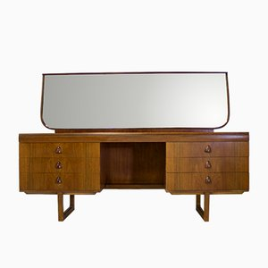 Mid-Century Walnut Dressing Table from Stonehill, 1960s