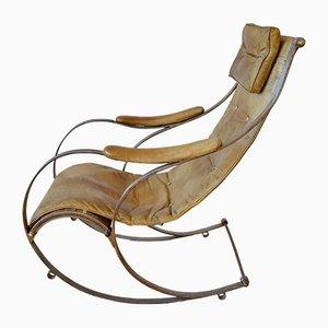 Sedia a dondolo di Peter Cooper per R. W. Winfield, anni '90