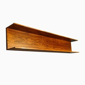 Vintage Wall Shelf by Walter Wirz for Wilhelm Renz, 1960s