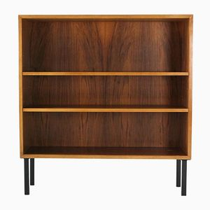 Mid-Century Walnut Bookcase, 1960s