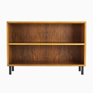 Small Mid-Century Walnut Bookcase, 1960s