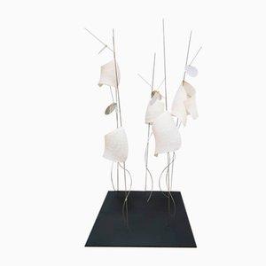 Vintage Mahbruky Lamp by Ingo Maurer, 1990s