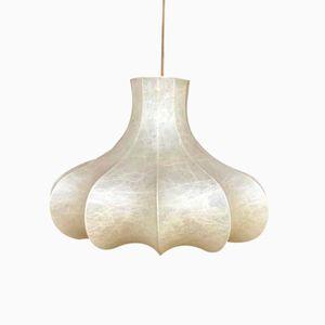 Lampe à Suspension Cocoon Vintage, 1960s