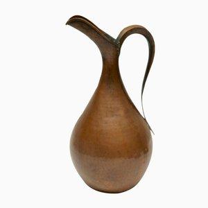 Italienische Vintage Nr. 304 Vase aus Kupfer