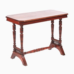 Victorian Walnut Centre Table, 1880s
