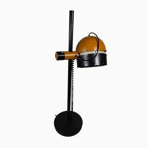 Vintage Adjustable Metal Table Or Floor Lamp, 1970s