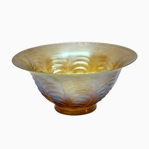 Cuenco Mrya vintage de vidrio de WMF
