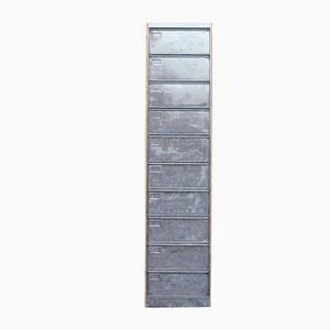 Clamshell Locker by Jeremy Binder