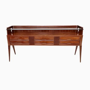 Mid-Century Italian Rosewood Dresser from La Permanente Mobili Cantù