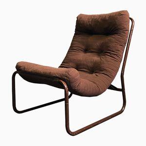 Sling Hammock Sessel mit röhrenförmigem Stahlgestell von Coran für Habitat, 1970er