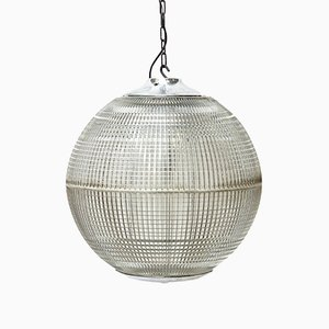 Vintage Globe Ceiling Lamp from Holophane