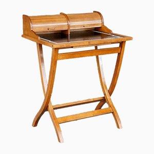 Kleiner klappbarer Vintage Schreibtisch, 1960er