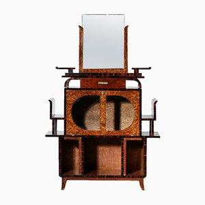 Vintage Modernist Cabinet, 1940s